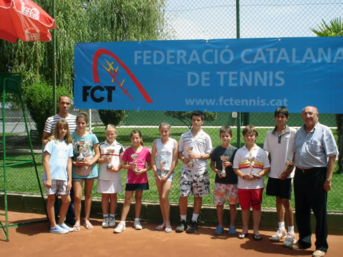 Circuit Juvenil d'Estiu al Sícoris Club