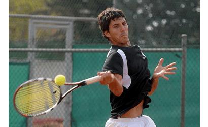 Sergio Gutiérrez, subcampió de l'ITF Futures d'Irun
