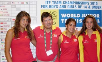 Espanya ocupa la desena posició al campionat del món infantil femení