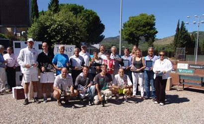 """Finalistes del Campionat de Catalunya Sènior """"0"""""""