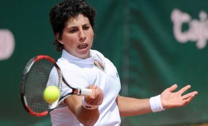 Carla Suárez, subcampiona a l'ITF de Sofia.