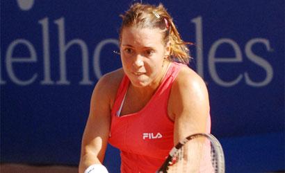 Laura Pous, campiona a Foggia2010