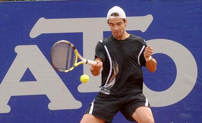 Pere Riba, finalista a l'ATP Challenger de Banjaluka