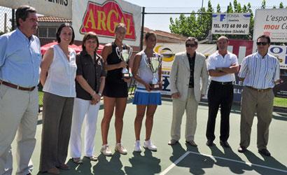 ITF Mollerussa 2010 Entrega de premis