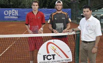 Finalistes fase previa amb Pere Lluis Bergadà.