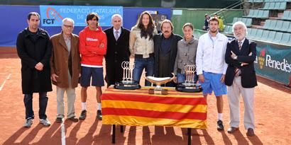 Campions de Catalunya Absoluts 2010.