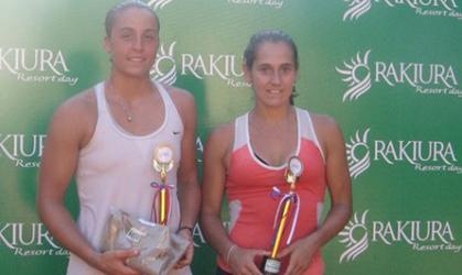 Ines Ferrer i Eva Fernández, finalistes de l'ITF d'Asunción.