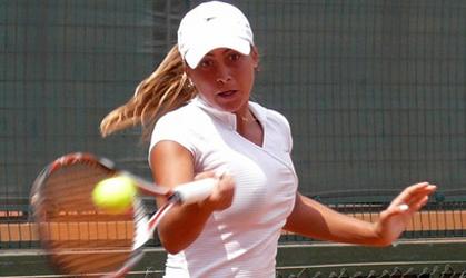 Amanda carreras, campiona a l'ITF Womens de La Marsa.