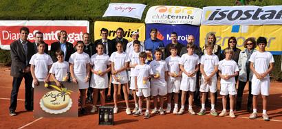 Finalistes 7è Open Internacional Sant Cugat.