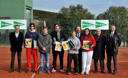 Campionat de tennis el corte inglés 2010.