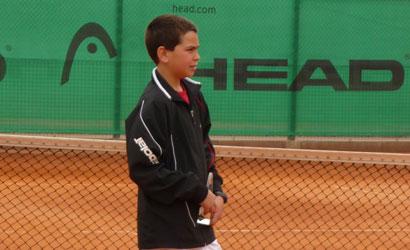 Marc Milà, sub-campió del NIKE Júnior Tour International Masters