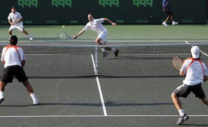 Noves normes pels dobles als Campionats de Catalunya.