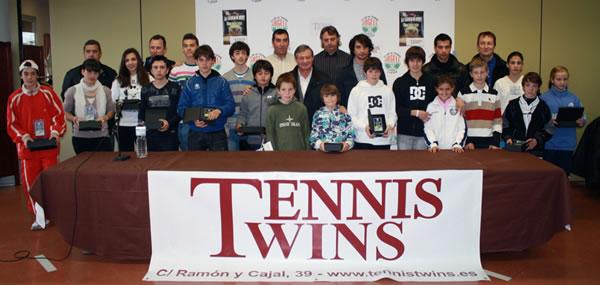Foto Tennis Twins