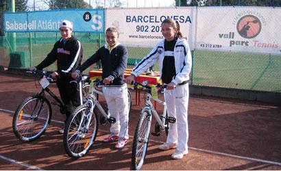 V Torneig de Nadal de Vall Parc - Trofeu Peugeot Barcelonesa.