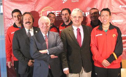 Presentació Seleccions Espanyoles Mapfre 2011.