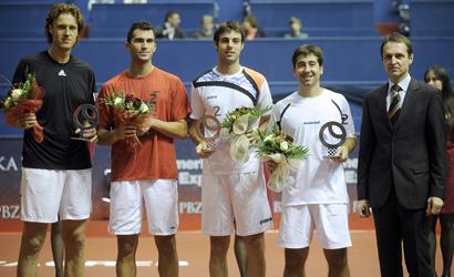 Granollers i López, finalistes a Zagreb.