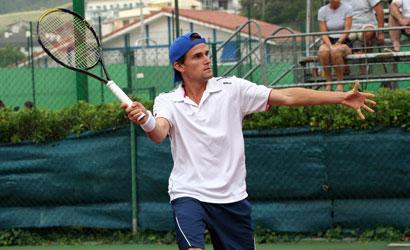 Guillermo Olaso, finalista de l'ATP Challenger de Meknès (Marroc).