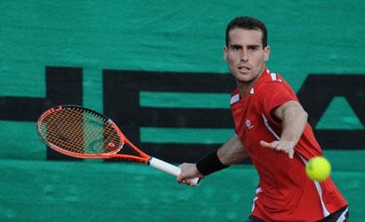 Pedro Clar, campió de l'ITF de Cartagena 2011.