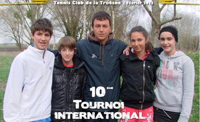 Equip de la FCT, campió del torneig.