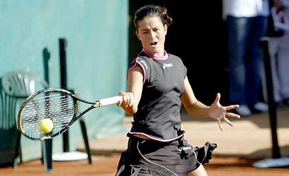 Lara Arruabarrena, campiona a l'ITF de Mallorca.