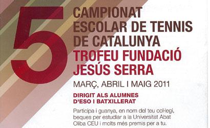 Campionat Escolar 2011.