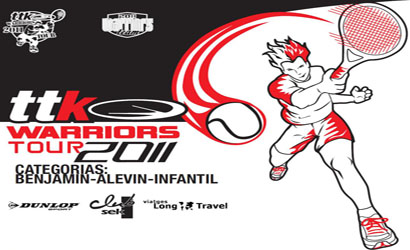 TTK Warriors Tour 2011.