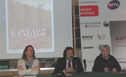 Presentació Circuit Sènior FCT 2011.