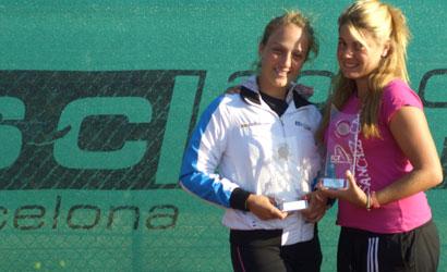 Fargas 8dreta), campiona al CT Junior i Ormeño, campiona a Vall d'Hebrón.