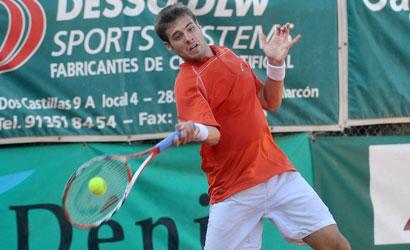 Gerard Granollers campió de l'ITF Futures d'Albufeira 2011.