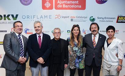 Presentació del Barcelona Ladies Open 2011 - Gran Premi Catalunya.