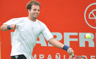 Arnau Brugés, campio de l'ITF Futures d'Oklahoma (USA).