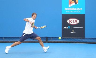 Arnau Brugués, campió de l'ITF Futures de Little Rock.