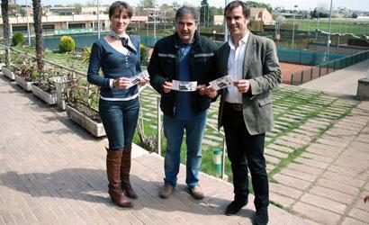 Entrades per l'Espanya-França de Fed Cup al CT Lleida.