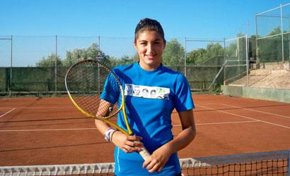 Marina Guinart, campiona del Circuit MARCA del CT Barcelona-Teià.