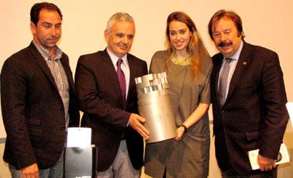 """Presentació """"Premió Internacional Juan Amtonio Samaranch"""""""