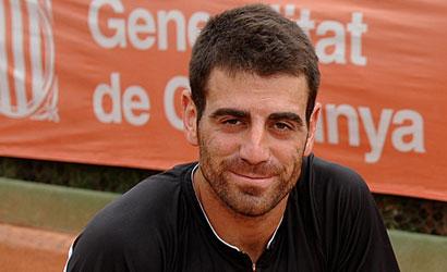 Gabriel Trujillo, finalista de l'ITF Futures del CT Chamartín.