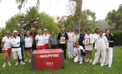 RC de Polo, campió i CT Barcino, finalista del CE Sènior +60.