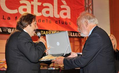 Diada del Tennis Català 2011.