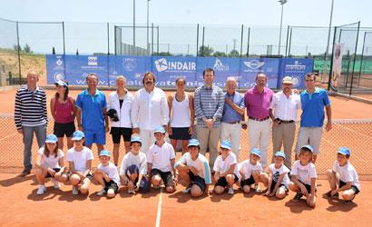 Golubic, campiona i Ferrer, finalista de l'ITF Women's de Santa Coloma de Farners.