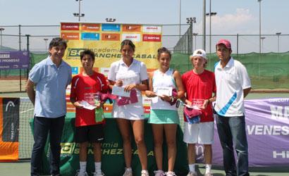 Finalistes del Circuit MARCA Jovenes Promesas al CE Sánchez-Casal.