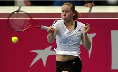 Sandra Soler, campiona de l'ITF Women's de Maspalomas.