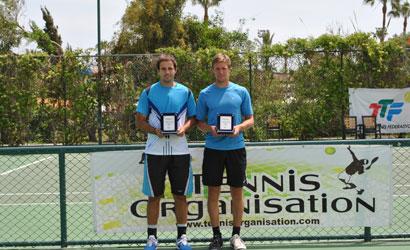 Arnau Brugés, campió a l'ITF d'Antalya-2.