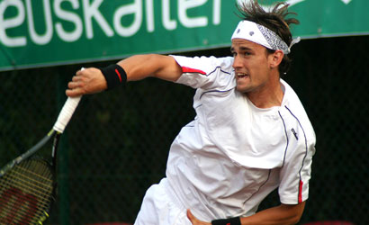 Guillermo Olaso, campió de l'ITF Futures de Guetxo 2011.