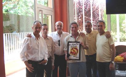 CT de La salut, campió d'Espanya Sènior +65.