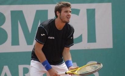 Gerard Granollers, finalista a l'ITF de Canottieri Padova.