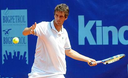 Albert Ramos, finalista de l'ATP Challenger de Turí.