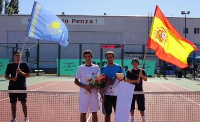 Arnau Brugués, campió de l'ATP Challenger de Penza (Russia)