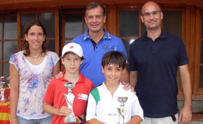 Finalistes Benjamí-1 del CE Valldoreix.