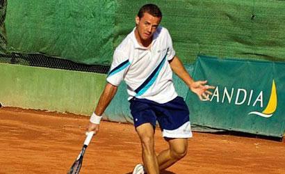 David Estruch, campió a l'ITF Futures de Gandía