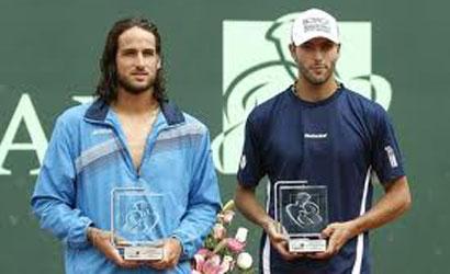 Feliciano López, campió de l'ATP Challenger de Bogotá (Colombia)